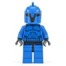 LEGO Senate Commando Minifigure with Plain Head