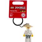 LEGO Sensei Wu Key Chain (853101)