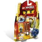 LEGO Sensei Wu Set 2255 Packaging