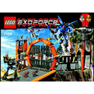 LEGO Sentai Fortress Set 7709 Instructions