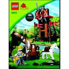 LEGO Sentry & Catapult Set 4863 Instructions