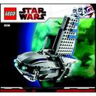 LEGO Separatist Shuttle Set 8036 Instructions