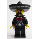 LEGO Serenader Minifigure