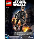 LEGO Sergeant Jyn Erso Set 75119 Instructions