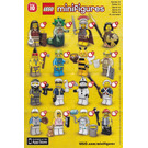 LEGO Series 10 Minifigure - Random Bag Set 71001-0 Instructions