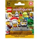 LEGO Series 10 Minifigure - Random Bag Set 71001-0 Packaging