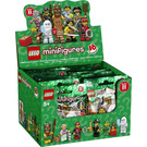 LEGO Series 11 Minifigures (Box of 30) Set 6029273
