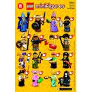 LEGO Series 12 Minifigure - Random Bag Set 71007-0 Instructions