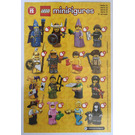 LEGO Series 12 Minifigure - Random Bag Set 71007-0 Instructions