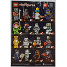 LEGO Series 14 Minifigure - Random Bag Set 71010-0 Instructions