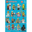 LEGO Series 17 Minifigure - Random Bag Set 71018-0 Instructions