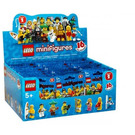 LEGO Series 2 Minifigures Box of 60 Packets Set 4590556