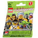 LEGO Series 3 Minifigure - Random Bag Set 8803-0 Packaging