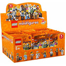 LEGO Series 4 Minifigures Box of 60 Packets Set 8804-18