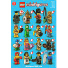 LEGO Series 5 Minifigure - Random Bag Set 8805-0 Instructions