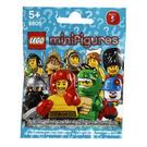 LEGO Series 5 Minifigure - Random Bag Set 8805-0 Packaging