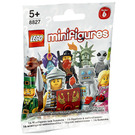 LEGO Series 6 Minifigure - Random Bag Set 8827-0 Packaging