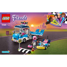 LEGO Service & Care Truck Set 41348 Instructions