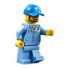 LEGO Service Station Owner Minifigure