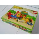 LEGO Service Station Set 3670 Packaging