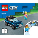 LEGO Service Station Set 60257 Instructions