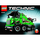 LEGO Service Truck Set 42008 Instructions