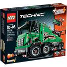 LEGO Service Truck Set 42008 Packaging