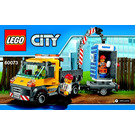 LEGO Service Truck Set 60073 Instructions