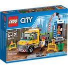 LEGO Service Truck Set 60073 Packaging