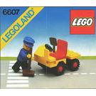 LEGO Service Truck Set 6607