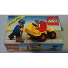 LEGO Service Truck Set 6607 Packaging