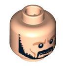 LEGO Setam Head (Safety Stud) (3626 / 89782)