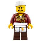 LEGO Severin Black Minifigure