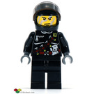 LEGO Shadow Agent Minifigure