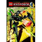 LEGO Shadow Crawler Set 8104 Instructions