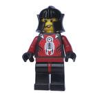 LEGO Shadow Knight (Chess set Pawn) Minifigure