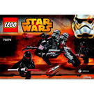 LEGO Shadow Troopers Set 75079 Instructions
