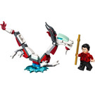 LEGO Shang-Chi and The Great Protector Set 30454