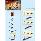 LEGO Shang-Chi and The Great Protector Set 30454 Instructions