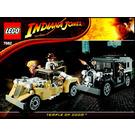 LEGO Shanghai Chase Set 7682 Instructions