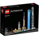 LEGO Shanghai Set 21039 Packaging