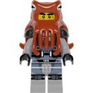 LEGO Shark Army Octopus Minifigure
