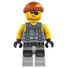 LEGO Shark Army Thug Minifigure