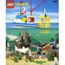 LEGO Shark Cage Cove Set 6558