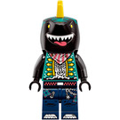 LEGO Shark Guitarist Minifigure