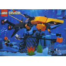 LEGO Shark's Crystal Cave Set 6190