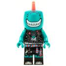 LEGO Shark Singer Minifigure