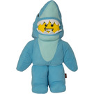 LEGO Shark Suit Guy Plush (5006627)