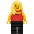 LEGO Sharon Shoehorn Minifigure