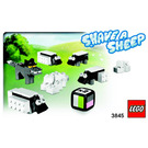 LEGO Shave A Sheep Set 3845 Instructions